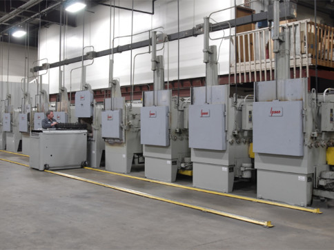 Tempering Furnaces